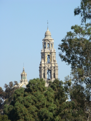 Balboa-Park-Spring-Colors-04-California-Tower