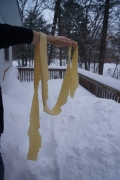 2015 05 08 Pasta 037-finished pasta in the snow