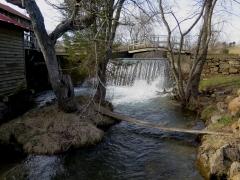 Waterfall and Dam at Briary Branch - IMG_2516.JPG