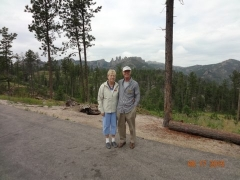 Driving Needles Hwy with Lublins (4)