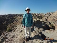 Hiking Window Trail Badlands (1)