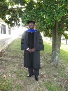 Raymond Sumo at Southern University graduation - IMG_6432