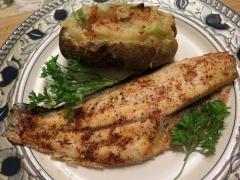 Cajun Baked Redfish - IMG_4911_1