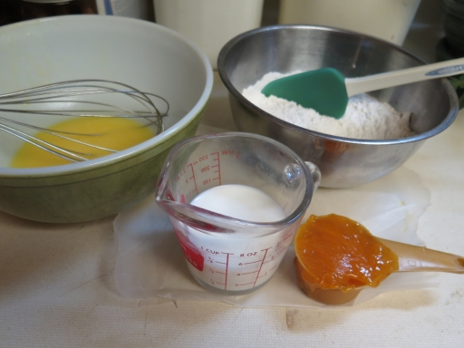 persimmon cake - ingredients -10-10-2013 - 016