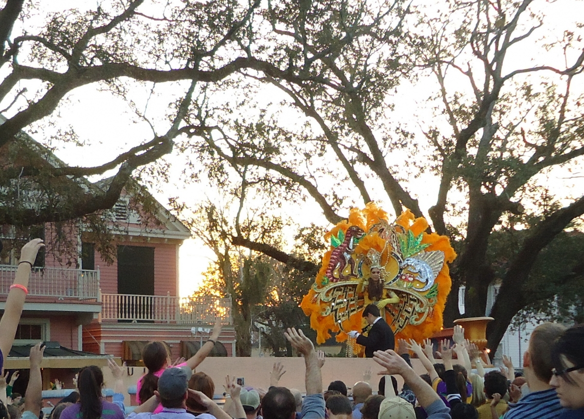 what day is mardi gras in 2015