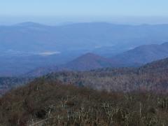 Loorking Northwest torwards West Virginia - IMG_2089
