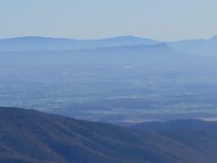 View of Massanutten Peak - IMG_2079