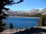 Saddlebag and Greenstone Lakes