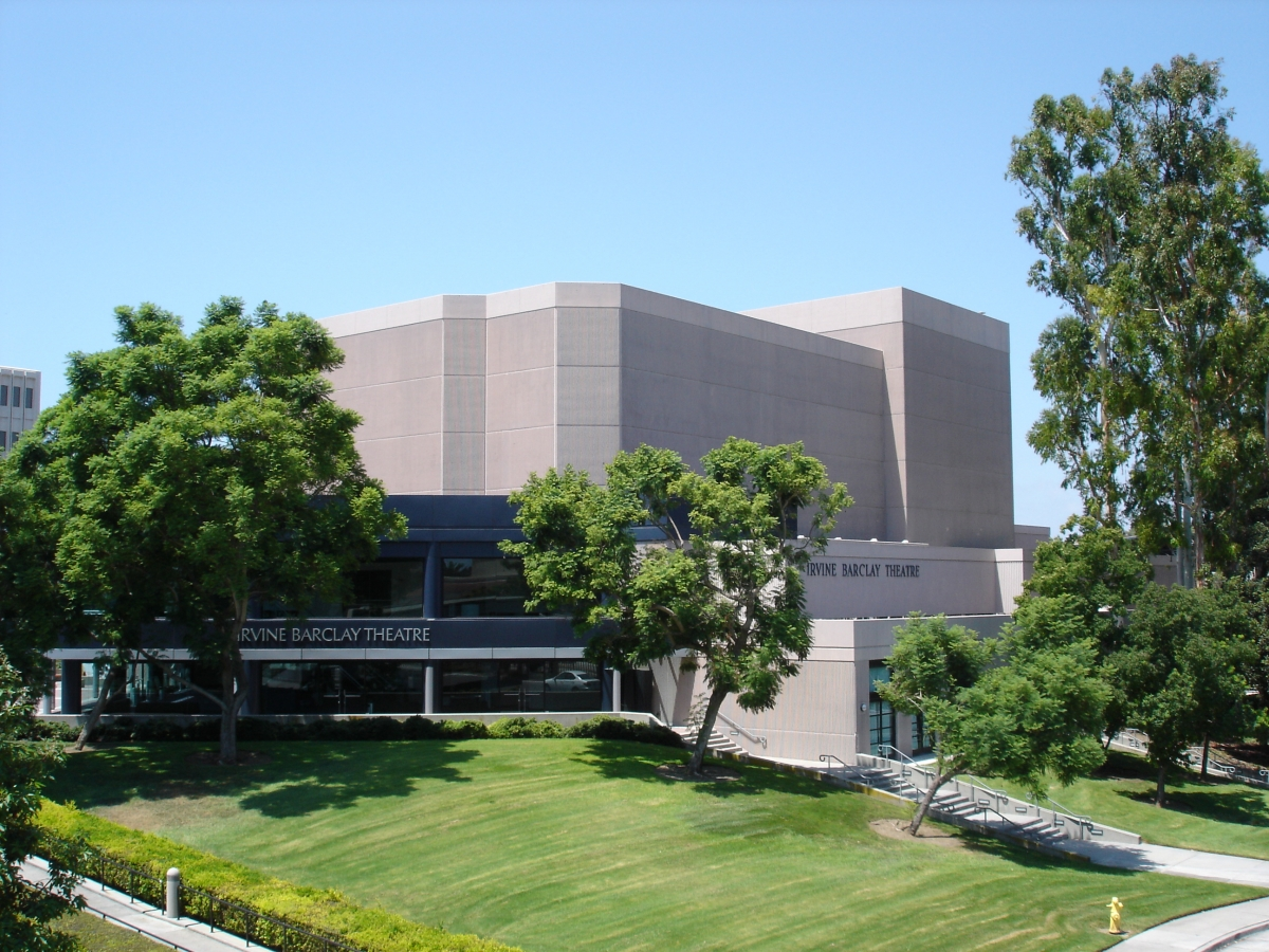 Barclay theater irvine ca / Reliable office
